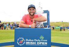Jon Rahm no podrá defender título en Irlanda, al menos por ahora, al posponerlo el European Tour