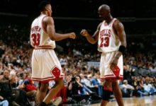 """Pippen narra cómo Michael Jordan le introdujo en el Golf: """"Me regaló dos palos para desplumarme"""""""