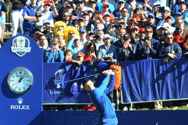 """Rory McIlroy hace tambalearse la Ryder Cup con su corazonada: """"Creo que no va a jugarse este año"""""""