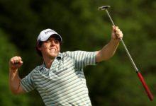 El próximo día 2 se cumplen diez años de la primera victoria del nº1 del mundo, Rory McIlroy, en el PGA