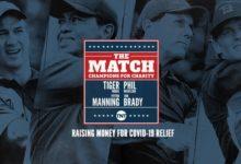 Ya es oficial: Tiger y Mickelson participarán en una reedición del The Match para recaudar fondos