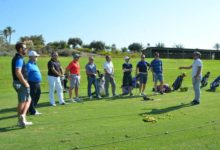 Ya se permiten las clases colectivas en las canchas y escuelas de golf en grupos de hasta 10 personas