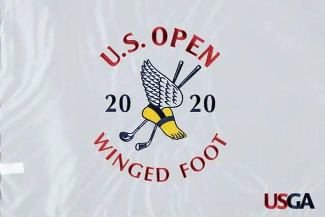 Bandera US Open 2020 2
