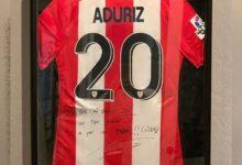 Rahm dedica unas bonitas palabras a su amigo, el futbolista Aduriz, en el anuncio de su despedida