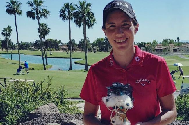 Carlota Ciganda, Cactus Tour, Dallas Cup Series,