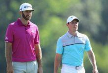 Rory McIlroy y Dustin Johnson reconocen que ya sondearon la posibilidad de jugar juntos el Zurich