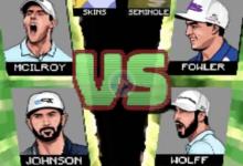 El torneo benéfico con DJ, Rory, Fowler y Wolff se publicita como si fuera un videojuego de 8 bits