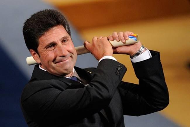 José María Olazábal Premio Príncipe de Asturias de los Deportes 2013