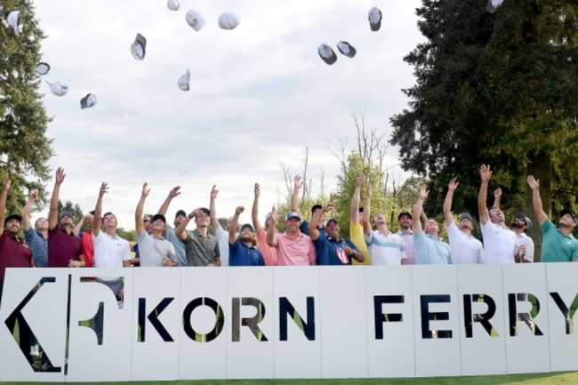 Korn Ferry Tour, Graduates,