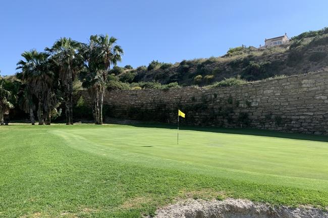 La Marquesa Hoyo 11, El Muro
