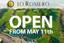 Llegó el día que todos esperábamos: Lo Romero Golf reabre sus puertas el próximo lunes 11/mayo