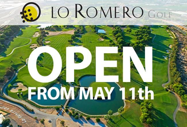 Lo Romero Golf Reapertura open