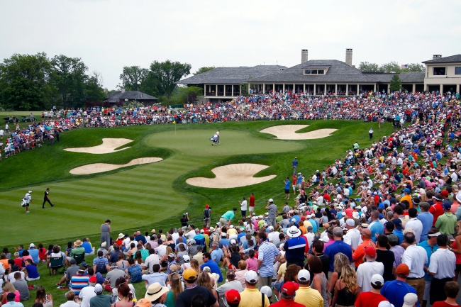 Muirfield Village, PGA Tour, Memorial Tournament.