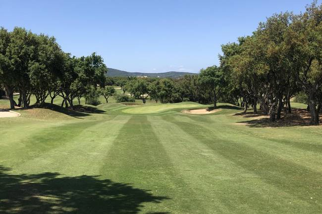 New Course San Roque