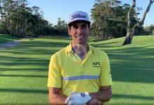 Mensaje de Rafa Cabrera a los golfistas españoles desde Sawgrass por la reapertura de los campos