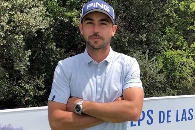 Sebastián García en el Alps de las Castillas 2019