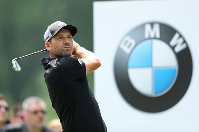 Sergio García BMW International Open Día 3 3