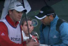 Un golpazo de Sergio García y otro de Rafa Cabrera, entre los mejores bajo la lluvia en el PGA Tour