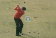 1978: El Gran Seve fue el primer jugador en cazar el green del 10 en Belfry desde el tee ¡vaya golpazo!
