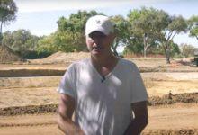 Paso a Paso. El Old Course, el Área de Prácticas y la Academia de Golf de San Roque ya toman forma