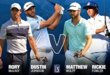 Vuelve el Golf a TV este domingo con Rory, DJ, Wolff y Fowler. Sepa dónde verlo y cual es el horario