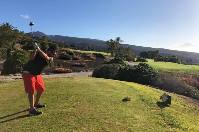 Tecina Golf reapertura