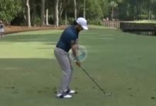 Abraham Ancer se quedó a un paso de su primer triunfo en el PGA Tour. Pero ya apunta maneras…