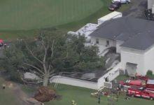 El Director y Head Pro de Philmont CC fallece en un campo de golf tras caer un árbol sobre la Pro Shop