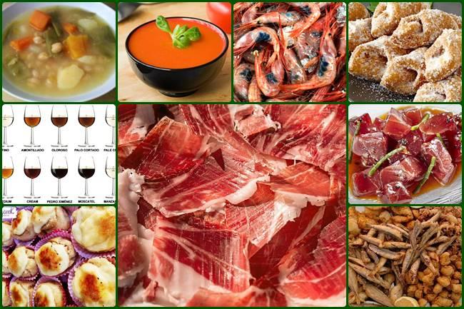 Gastronomia Andalucia