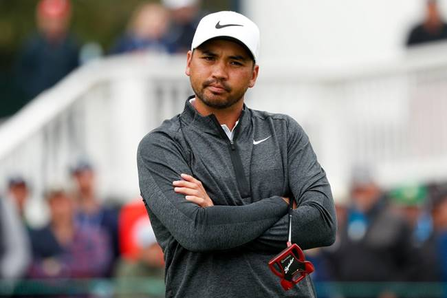 Jason Day en el US Open