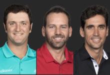Jon Rahm, Sergio García y Rafa Cabrera ya tienen horario para jueves y viernes en el Charles Schwab