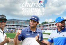¡El PGA Tour ya está aquí! Jon, Sergio y Rafa a por el Charles Schwab, evento dotado con $7,5 Millones