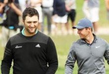 Jon Rahm se las verá con Rory y Schauffele en uno de los partidazos del jueves y el viernes en Augusta
