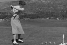 ¿Sabías qué… Katharine Hepburn protagonizó una de las escenas de golf más divertidas en el cine?