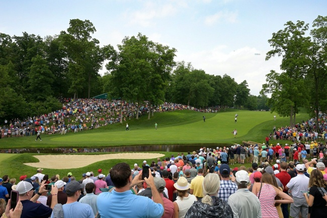 Muirfield Village, PGA Tour,