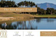Ven a San Roque Club este verano y disfruta de uno de los mejores campos de Europa al mejor precio