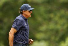 Phil Mickelson se prepara para el US Open eliminando las distracciones: dejará de twittear