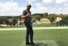 Encuentra tu ritmo de swing perfecto practicando un ejercicio para conseguir la máxima aceleración