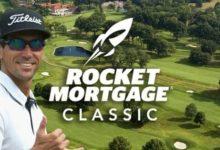 Rafa Cabrera será el único español que busque la victoria en el Rocket Mortgage Classic esta semana