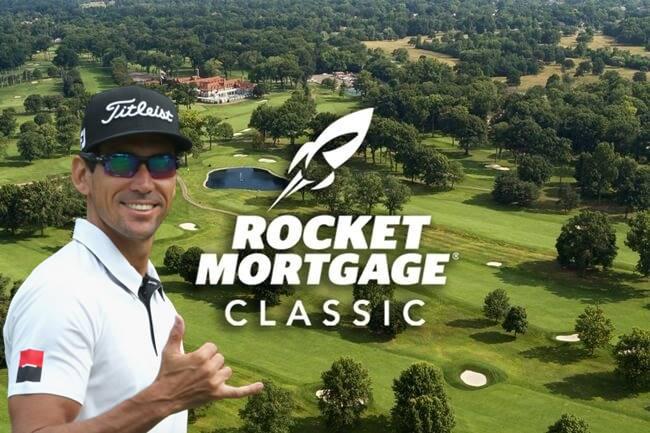 Rocket Mortgage Classic 2020 Rafa Cabrera