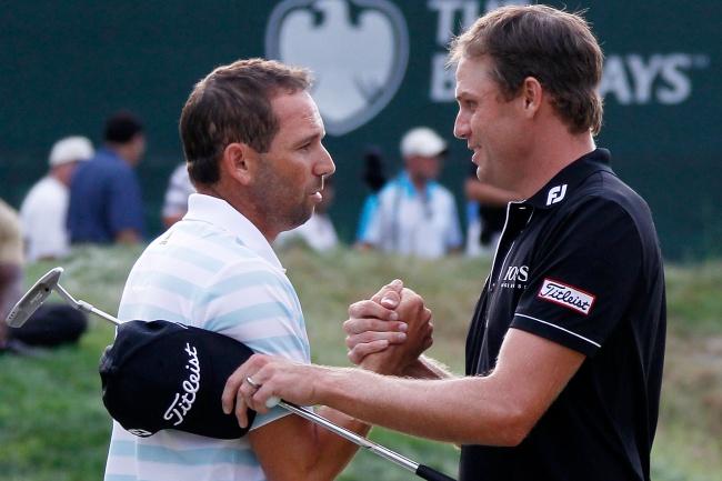 Sergio Garcia, Nick Watney, PGA Tour,