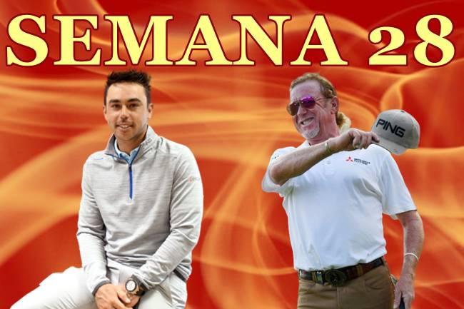 La Armada despide la Semana 28/2020 con dos Top 10, los logrados por Sebas García (4º) y Jiménez (8º)