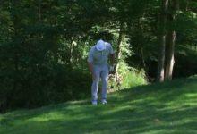 Bryson DeChambeau firmó su peor hoyo en el PGA Tour: un 10 tras tener que droparse en 3 ocasiones