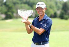Gran remontada de Morikawa en el Workday para lograr el 2º titulo en el PGA. Jon, T27 tras firmar ¡64!