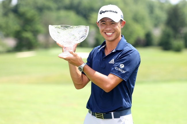 Collin Morikawa, PGA Tour, Muirfield Village, Workday Charity Open,