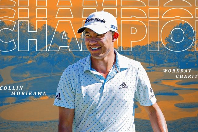 Morikawa completa una gran remontada en el Workday para lograr el 2º titulo en el PGA. Jon, T27