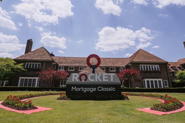 Wolff y Armour, conformarán el partido estelar en el Rocket Mortgage Classic (HORARIOS y PARTIDOS)