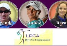 La LPGA vuelve a la vida 166 días después con 'Aza', Carlota y Recari en el Drive On Championship