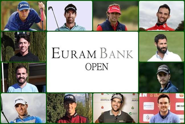 Españoles en el Euram Bank Open 2020