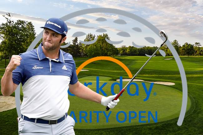 Jon Rahm en el Workday